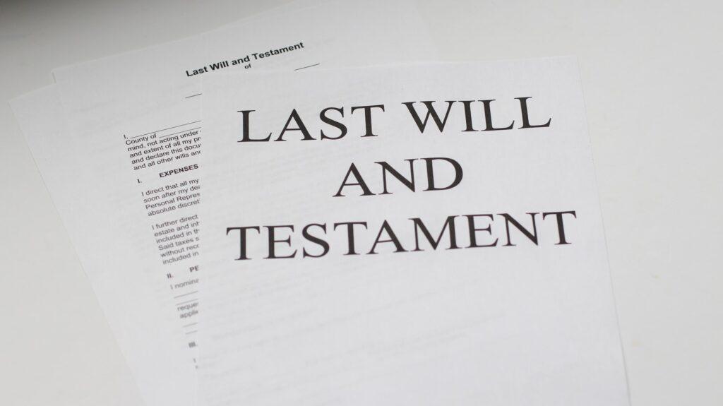 Celowe ukrycie testamentu